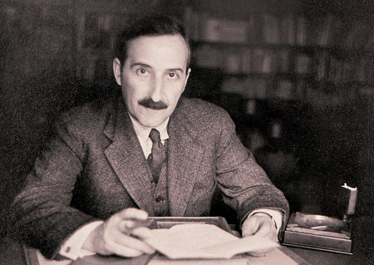 Stefan Zweig | Vía: Archivo Arana