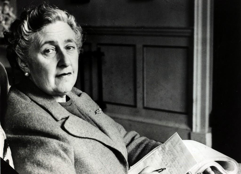 Agatha Christie | Vía: Archivo M. Rodríguez Velasco