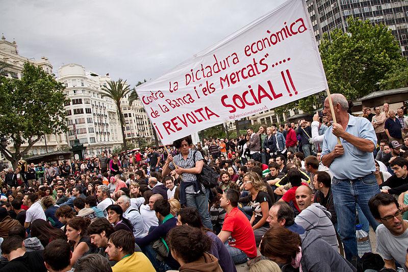 15-M, indignados, asamblea, manifestación, protesta,