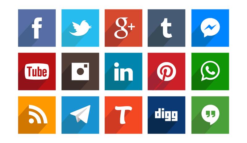 Redes sociales, conectividad, facebook, Twitter