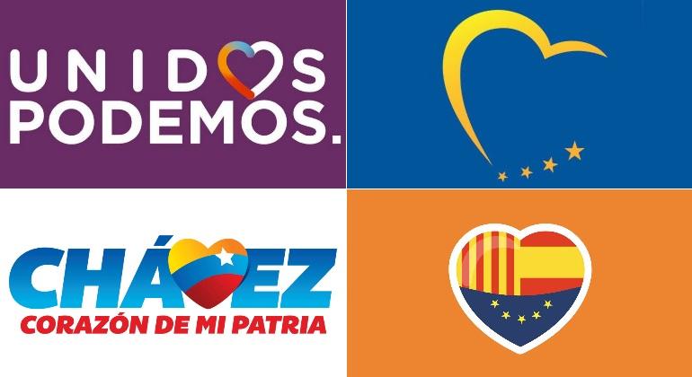 Logos corazones