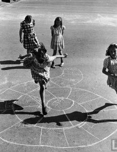 niñas voladoras