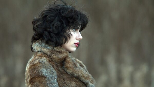 Fotograma de la pelicula Under the skin.