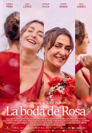 Poster de la pelicula La boda de Rosa