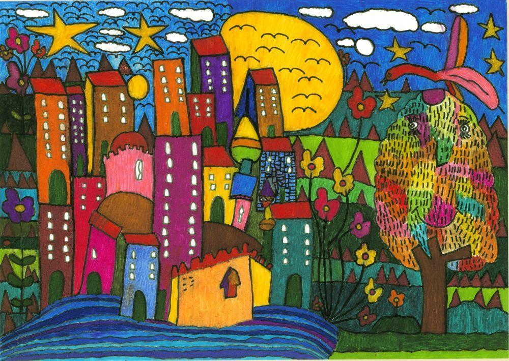 Ilustración de Isabel Holgueras para El país escondido