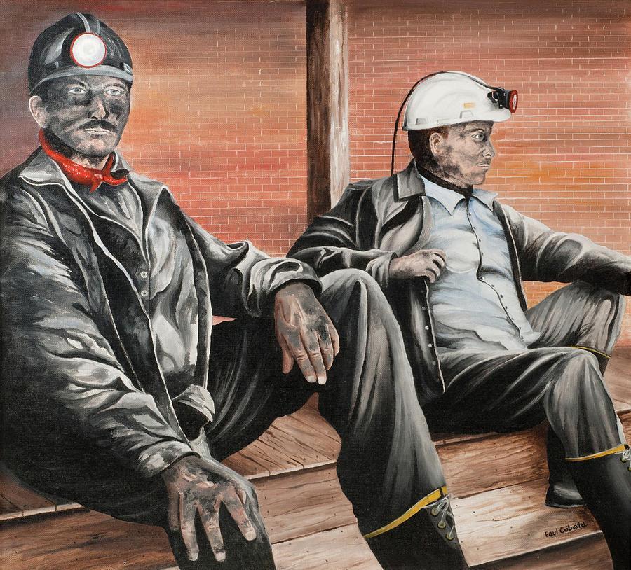 Miners | Vía: Paul Cubeta